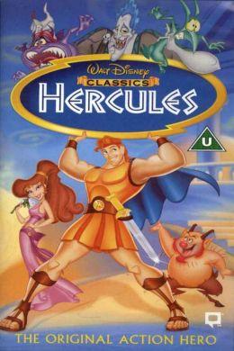 "Постер к фильму ""Геркулес"" /Hercules/ (1997)"