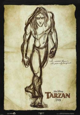 "Постер к фильму ""Тарзан"" /Tarzan/ (1999)"