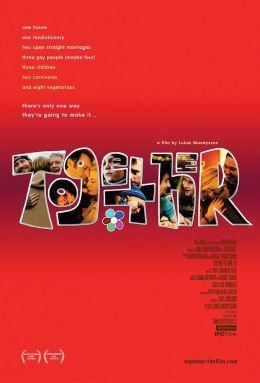 """Постер к фильму """"Вместе"""" /Tillsammans/ (2000)"""