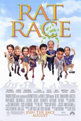 """Постер к фильму """"Крысиные бега"""" /Rat Race/ (2001)"""