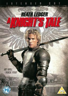 """Постер к фильму """"История рыцаря"""" /A Knight's Tale/ (2001)"""