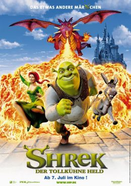 "Постер к фильму ""Шрэк"" /Shrek/ (2001)"