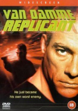 "Постер к фильму ""Репликант"" /Replicant/ (2001)"