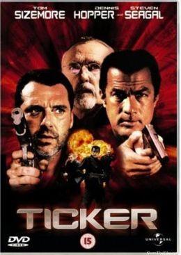 """Постер к фильму """"Часовой механизм"""" /Ticker/ (2001)"""