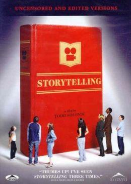 """Постер к фильму """"Сказочник"""" /Storytelling/ (2001)"""