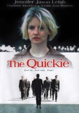 """Постер к фильму """"Quickie. Давай сделаем это по-быстрому"""" /The Quickie/ (2001)"""