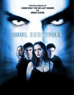 """Постер к фильму """"Бессмертные души"""" /Soul Survivors/ (2001)"""