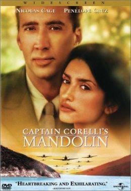 """Постер к фильму """"Выбор капитана Корелли"""" /Captain Corelli's Mandolin/ (2001)"""