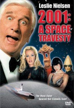 """Постер к фильму """"Шестой элемент"""" /2001: A Space Travesty/ (2000)"""