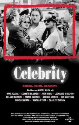 """Постер к фильму """"Знаменитость"""" /Celebrity/ (1998)"""
