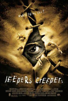 """Постер к фильму """"Джиперс Криперс"""" /Jeepers Creepers - Es ist angerichtet/ (2001)"""