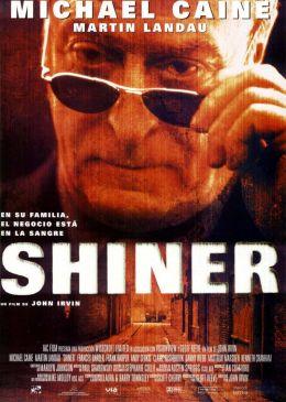 """Постер к фильму """"Билли-Фингал"""" /Shiner/ (2000)"""