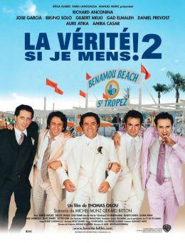 """Постер к фильму """"Это правда, если я вру"""" /La Verite si je mens! 2/ (2001)"""