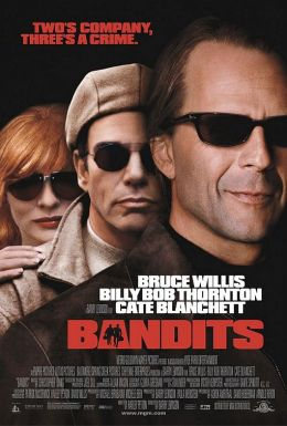 "Постер к фильму ""Бандиты"" /Bandits/ (2001)"