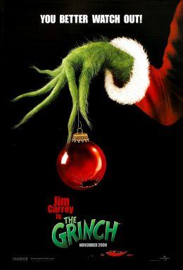 """Постер к фильму """"Гринч – похититель Рождества"""" /How the Grinch Stole Christmas/ (2000)"""