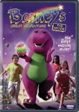 Приключения динозаврика Барни