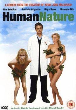 """Постер к фильму """"Звериная натура"""" /Human Nature/ (2001)"""