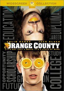 """Постер к фильму """"Страна чудаков"""" /Orange County/ (2002)"""
