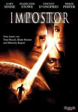"Постер к фильму ""Пришелец"" /Impostor/ (2001)"