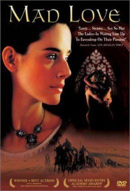 """Постер к фильму """"Безумие любви"""" /Juana la Loca/ (2001)"""