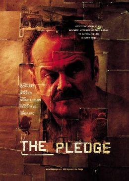 """Постер к фильму """"Обещание"""" /The Pledge/ (2001)"""