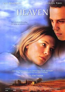 "Постер к фильму ""Рай"" /Heaven/ (2002)"