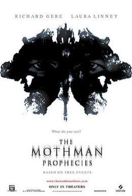 """Постер к фильму """"Человек-мотылек"""" /The Mothman Prophecies/ (2002)"""