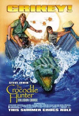 Охотник на крокодилов. Опасный курс