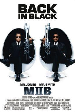"""Постер к фильму """"Люди в черном 2"""" /Men in Black II/ (2002)"""