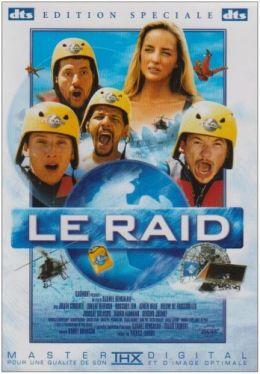 """Постер к фильму """"Большая гонка"""" /Le Raid/ (2002)"""