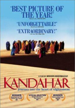 """Постер к фильму """"Кандагар"""" /Safar e Ghandehar/ (2001)"""