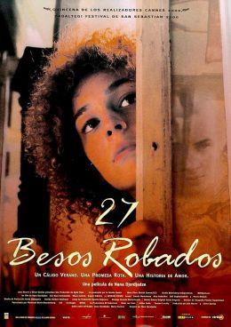 """Постер к фильму """"27 украденных поцелуев"""" /27 Missing Kisses/ (2002)"""