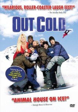 """Постер к фильму """"Отмороженные"""" /Out Cold/ (2001)"""