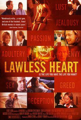 """Постер к фильму """"Сердцу не прикажешь"""" /Lawless Heart/ (2001)"""