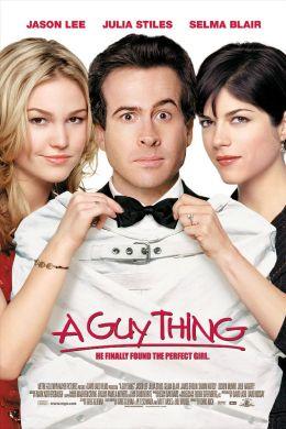 """Постер к фильму """"Мальчишник"""" /A Guy Thing/ (2002)"""