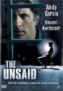 "Постер к фильму ""Грехи отца"" /The Unsaid/ (2001)"