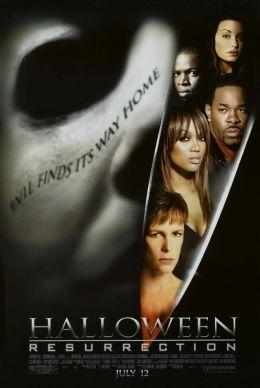 """Постер к фильму """"Хэллоуин: Воскрешение"""" /Halloween: Resurrection/ (2002)"""