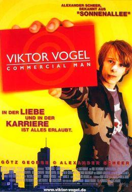 """Постер к фильму """"Виктор Фогель - король рекламы"""" /Viktor Vogel - Commercial Man/ (2001)"""