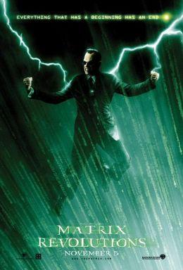 """Постер к фильму """"Матрица: Революция"""" /The Matrix Revolutions/ (2003)"""