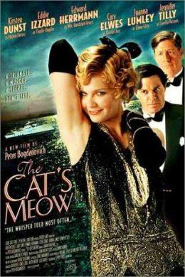 """Постер к фильму """"Смерть в Голливуде"""" /The Cat's Meow/ (2001)"""