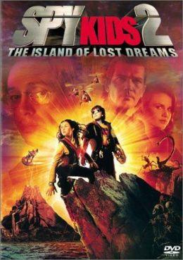 """Постер к фильму """"Дети шпионов 2: Остров несбывшихся надежд"""" /Spy Kids 2: Island of Lost Dreams/ (2002)"""