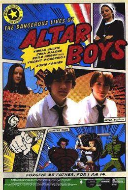 """Постер к фильму """"Опасные игры"""" /The Dangerous Lives of Altar Boys/ (2002)"""