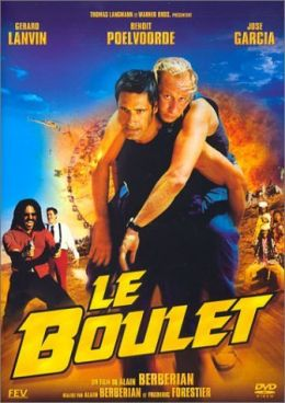 """Постер к фильму """"Полный привод"""" /Le Boulet/ (2002)"""