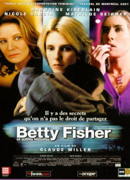 "Постер к фильму ""Похищение для Бетти Фишер"" /Betty Fisher et autres histoires/ (2001)"