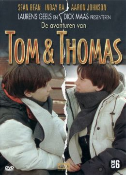 "Постер к фильму ""Том и Томас"" /Tom & Thomas/ (2002)"