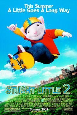 """Постер к фильму """"Стюарт Литтл 2"""" /Stuart Little 2/ (2002)"""