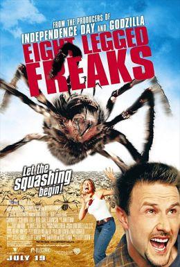 """Постер к фильму """"Атака пауков"""" /Eight Legged Freaks/ (2002)"""