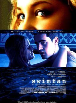 """Постер к фильму """"Фанатка"""" /Swimfan/ (2002)"""