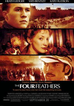 "Постер к фильму ""Четыре пера"" /The Four Feathers/ (2002)"