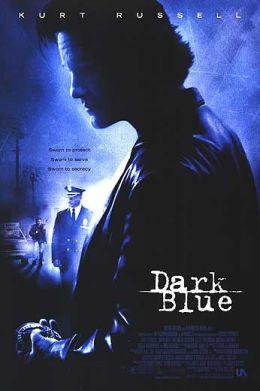 "Постер к фильму ""Проклятый сезон"" /Dark Blue/ (2002)"